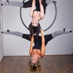 Aerial Hoop Classes Beginners-Amateurs