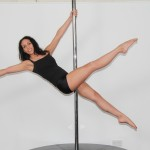Wear clothes that you can grip the pole with once you have attended 3-4 lessons, or when your teacher advises you.