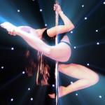 Pole DAnce Showcase Performer