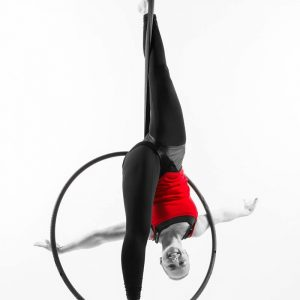 Advanced Aerial Hoop