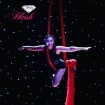 Aerial Silks Classes Beginners - Amateurs