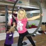 Kids Aerial Hoop Stockport