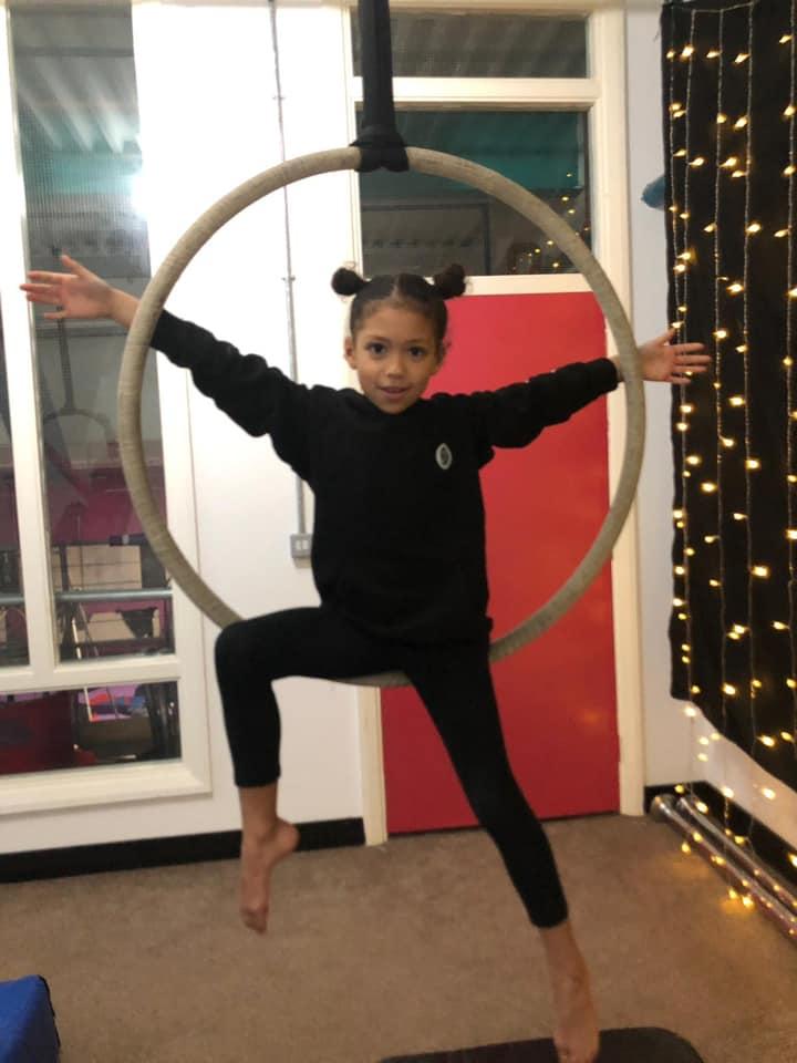 Kids Parties I Aerial Hoop I Aerial Silks I Childrens Parties